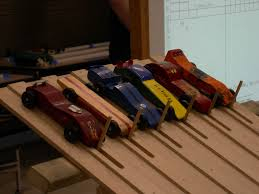 Brian Jaeger Pinewood Derby