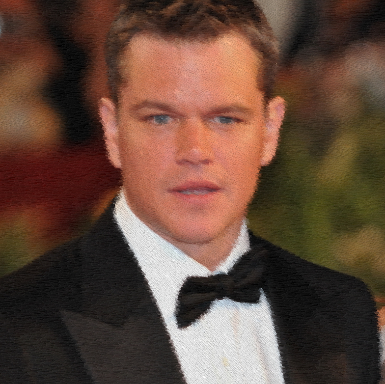 Matt Damon Man Crush